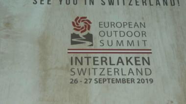 Interlaken acogerá la próxima Cumbre Europea del Outdoor