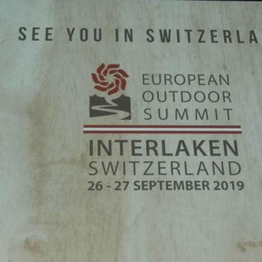 Próximo a extinguirse el plazo para inscribirse en la Cumbre Europea del Outdoor con tarifa reducida