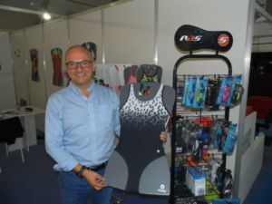 Antonello Goretti, director de Ventas de Ras y Comercial Group