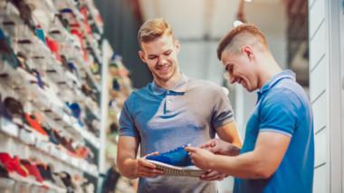 El calzado deportivo, entre los productos más comprados en rebajas