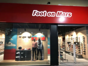 Foot on Mars abre un punto de venta sneakers en Cadiz