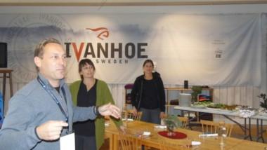 Ivanhoe: el guerrero sueco de la lana