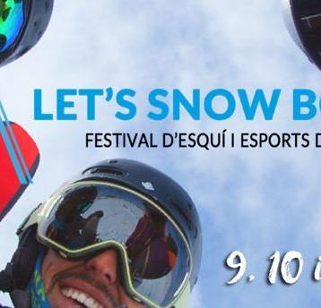 Let's Snow Bcn ultima los detalles para su segunda edición