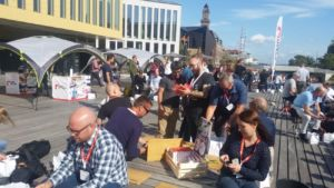 Light My Fire participa en la Cumbre Europea del Outdoor