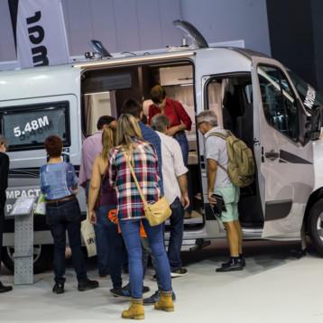 La tendencia de las autocaravanas 4×4 adquiere protagonismo en el Salón del Caravaning