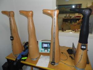 Seger fabrica calcetines técnicos en su planta de Suecia