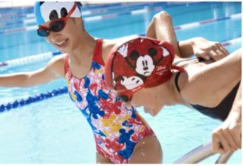 Speedo se zambulle en el agua con Disney