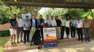 Starvie patrocina el primer Mundial de Pádel Senior 2018