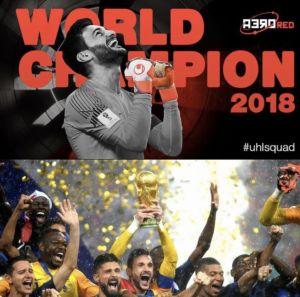 Uhlsport triunfa en el Mundial de Rusia