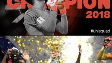 Uhlsport dejó huella en el Mundial