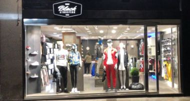 Atmósfera Sport Black estrena tienda en Ribeira