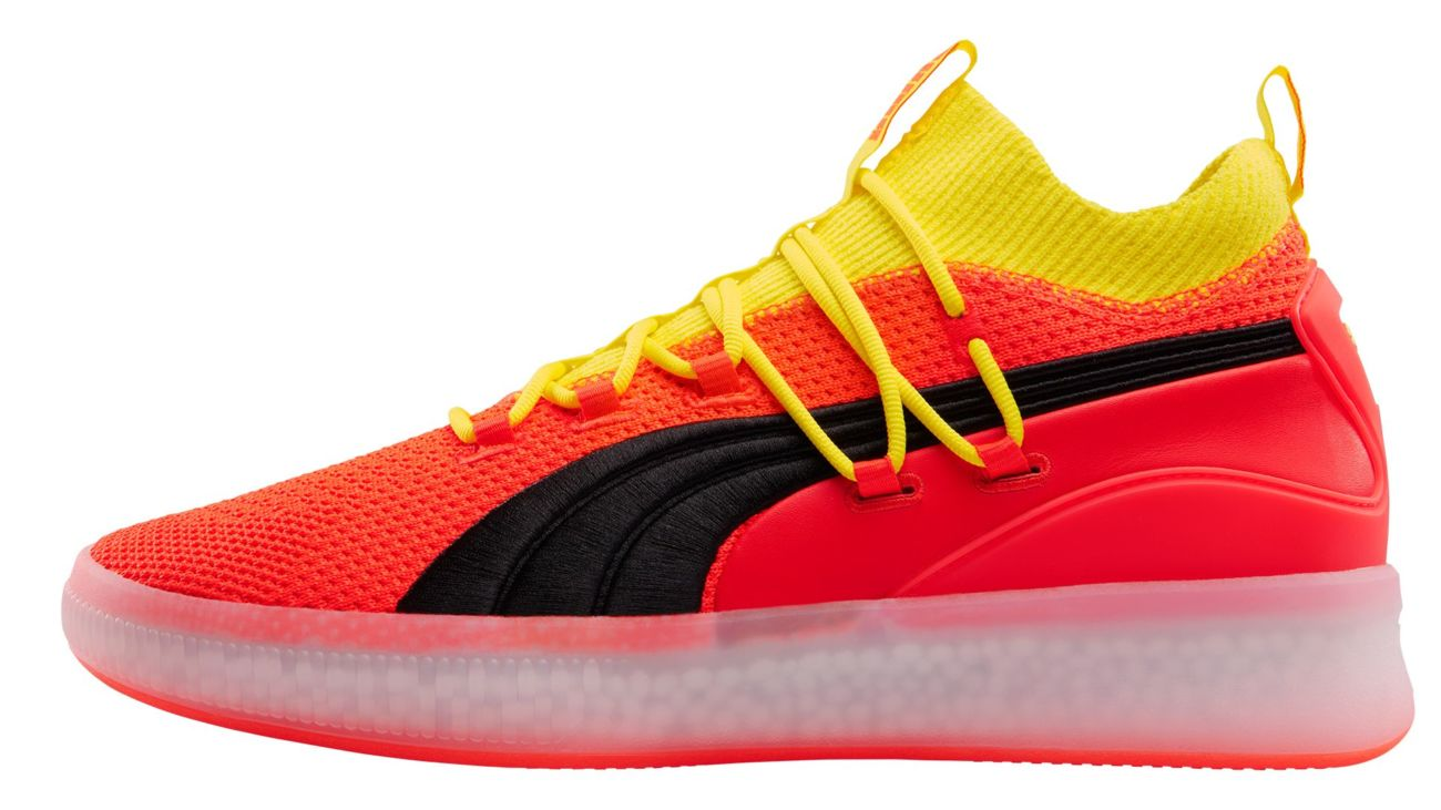zapatillas baloncesto hombre puma
