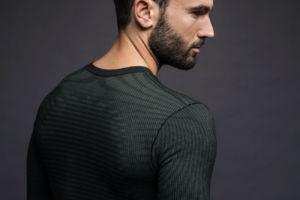 línea textil de Odlo en colaboración con Zaha Hadid