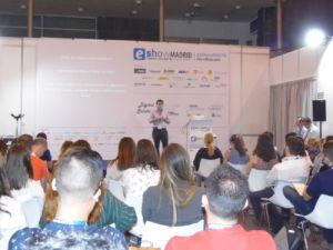 Alejandro Moreno interviene en eShow Madrid