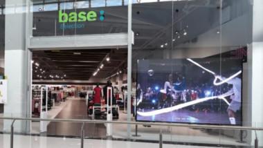 Deportes Blanes ianugura su primera tienda bajo la identidad de Base