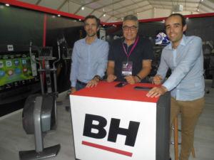 Bh Fitness participa en la feria de Casablanca en Marruecos