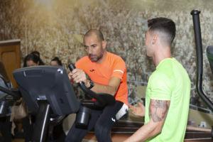 Joma promueve el ejercicio físico entre su equipo humano