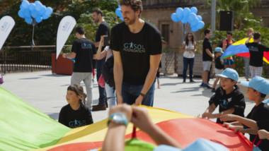 Pau Gasol: «La falta de conciliación familiar también favorece la obesidad infantil»