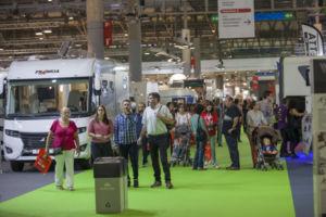 El Salón Internacional del Caravaning culmina su mejor edición