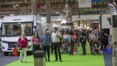El Salón Internacional del Caravaning confirma la recuperación del sector