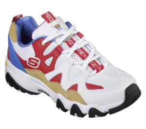 calzado Skechers inspirado en el manga