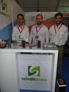 Solo de Goma participa en el Salon International du Sport et des Loisirs