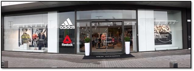 Adidas abre su mayor outlet en España