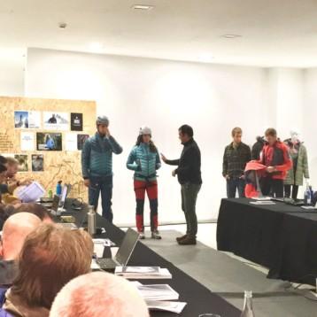 Ternua reúne a su red comercial para presentar su colección más sostenible