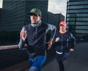 accesorios textiles de Buff para urban running