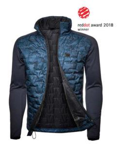 la chaqueta Lifaloft de Helly Hansen obtiene un premio Red Dot