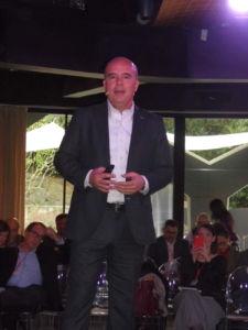 Jaime de Jaraíz, de Lg Spain, interviene en el 12º Congreso de Anceco