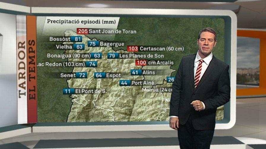 previsión meteorológica de invierno a cargo de Enric Agud