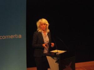 Magda Espuga interviene en la jornada Retail de Comertia