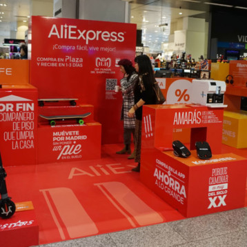 Afydad organiza un workshop personalizado con Aliexpress
