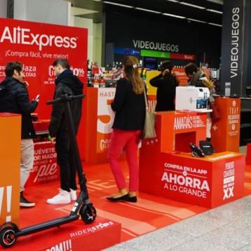 El Corte Inglés se alía con Alibaba