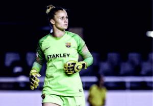 guantes de portero Ho Soccer que triunfan en la Liga Iberdrola