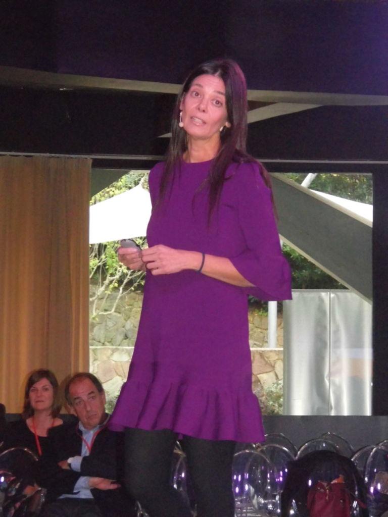 Silvia Leal interviene en el 12º Congreso de Anceco