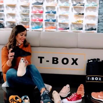 T-Box abre web e inaugura oficialmente su tienda de Zaragoza