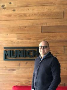 Xavier Artigas, director de Exportación de Munich