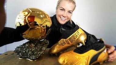 Puma calza a la mejor futbolista con unas botas de oro