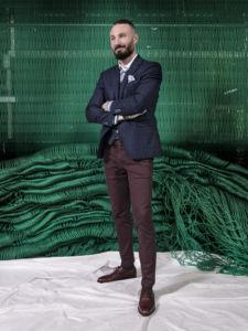 Entrevista a Alfredo Sánchez, director general de Tecnología Deportiva, fabricante de las redes para deporte El León de Oro
