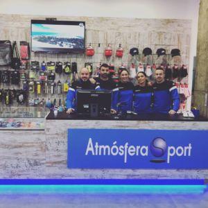 Atmósfera Sport abre una tienda de deporte en Adra (Almería)