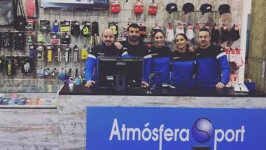 Atmósfera Sport abre 300 metros en Almería