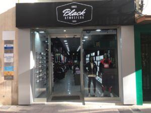 nueva tienda Black Atmósfera en Castellón de la Plana