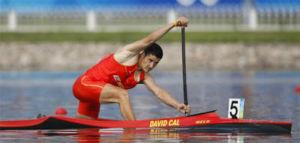 David Cal récord olímpico de piragüismo
