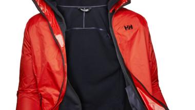 Helly Hansen amplía su categoría de capas intermedias con chaquetas técnicas