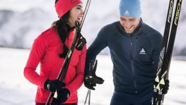 Odlo combate el frío del invierno con Nordic Performance
