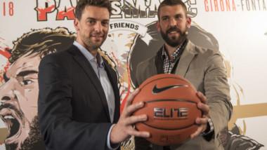 La Gasol Foundation respalda una iniciativa de promoción del baloncesto base