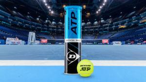 Dunlop, bola oficial del ATP Tour