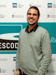 Albert Vinyals es profesor de Escodi y doctor en Psicología del Consumo